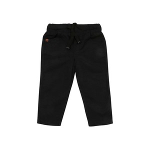 Debackers Infants Boys Linen Pant Black 6M-24M
