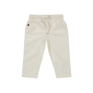 Debackers Infants Boys Linen Pant Cream 6M-24M