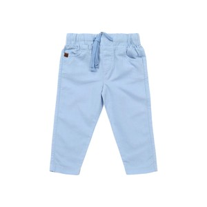 Debackers Infants Boys Linen Pant Blue 6M-24M