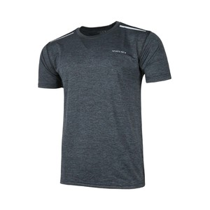 Sports Inc Men's Active Wear Round Neck T Shirt S/S T170 Grey