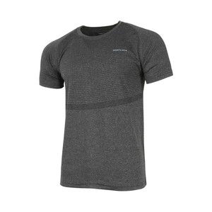 Sports Inc Men's Active Wear Round Neck T Shirt S/S T151 GREY