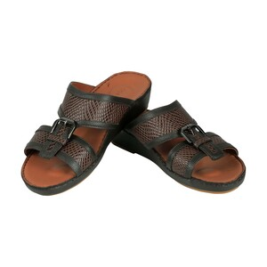 Cortigiani Mens Arabic Sandals M2344 Brown