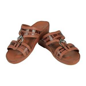 Cortigiani Mens Arabic Sandals M2346 Tan