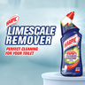 Harpic Toilet Cleaner Liquid Limescale Remover Fresh 750ml