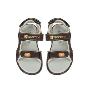 Sportline Boys Sandal 886-5S Coffee
