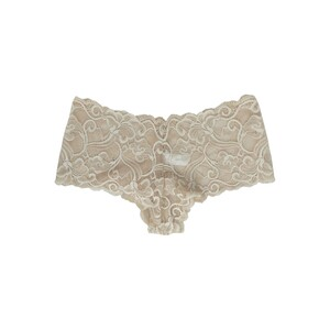 Cortigiani Women's Lace Boxer Brief 23-19006 Skin