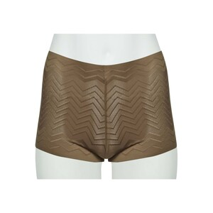 Cortigiani Women's Boxer Short 23-19016 Brown