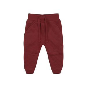 Boys Joggers Brick Red