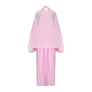 Cortigiani Women's Prayer Dress A408 Pink