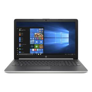 "Hp Notebook 15s-fq1001ne, Core i3-1005G1, 4GB RAM, 256GB SSD, Intel HD Graphics, 15.6"" FHD Display, Windows 10, Silver"