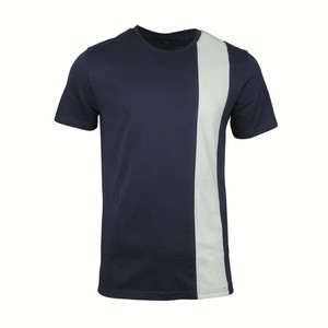 Reo Men's Fashion Short Sleeve Slim Fit T-Shirt B0M387B Navy
