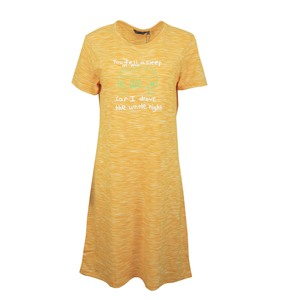Reo Women's Nightdress Short Sleeve D9NW005D