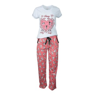 Reo Women's Pyjama Set Short Sleeve D8NW208A Multi