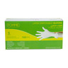 Fomme Latex Disposable Gloves Small 100pcs