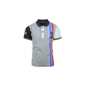Ruff Boys Polo T-Shirt Short Sleeve KB11508L White 2-8Y