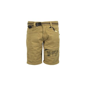 Ruff Boys Cotton Hi-Tide LB10037L Khaki 2-8Y