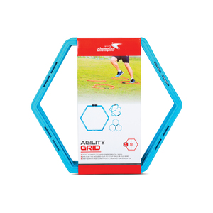 Sports Champion Agility Training Grid LP8612