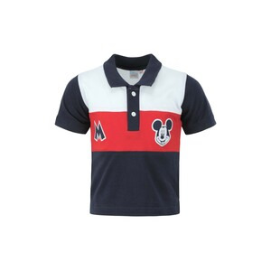 Disney Mickey Mouse Boys Polo T-Shirt SS20IB-M9 Navy 6-24Month