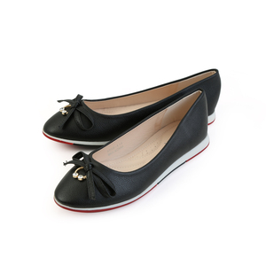 Eten Ladies Casual Shoes A888-A14 Black