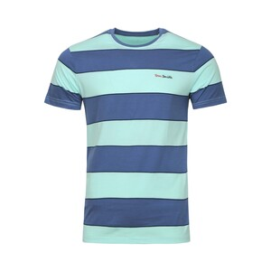 Tom Smith Men's Round-Neck T-Shirt S/S TRT19-04A