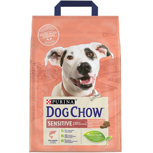 Purina Dog Chow Sensitive with Salmon Dry Dog Food 2.5kg