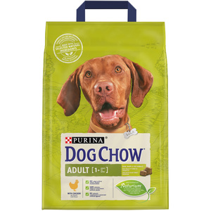 Purina Dog Chow Adult +1 Year with Chicken Dry Dog Food 2.5kg