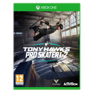 Pre-Order Tony Hawk's Pro Skater 1+ 2 for Xbox One