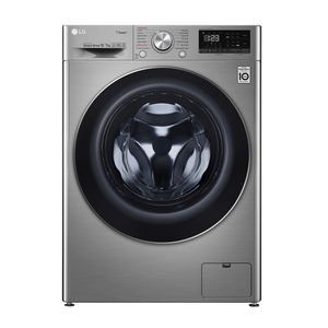 LG Front Load Washer & Dryer F4V5RGP2T 10/7KG, AI DD™, Steam+™, TrueSteam™