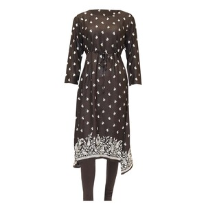 Eten Ladies Long Kurti LK0BKC
