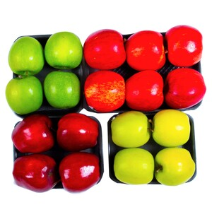 Apple Combo Pack 2.5kg Approx. Weight