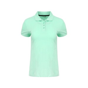 Eten Women's Polo T-Shirt Short Sleeve SCCPOLO09 Mint Green