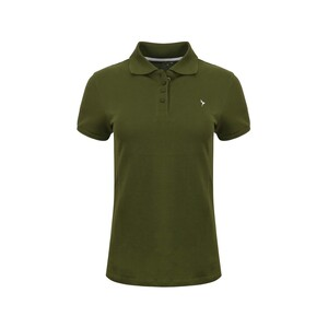 Eten Women's Polo T-Shirt Short Sleeve SCCPOLO03 Olive
