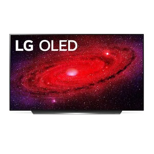 LG OLED TV 65 Inch CX Series, Cinema Screen Design 4K Cinema HDR WebOS Smart ThinQ AI Pixel Dimming