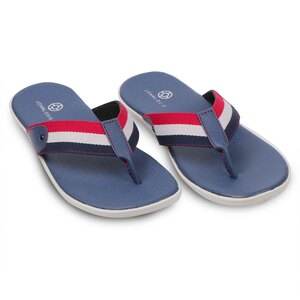 John Louis Men Slippers TAB-871 Blue