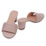 Harley Ladies Slippers 15C51063 Pink 37