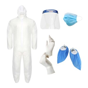 Protect Plus PPE Kit 11pcs