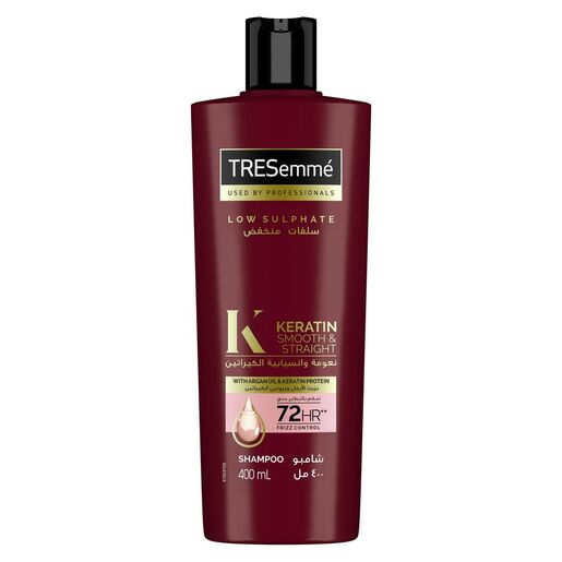 Buy TRESemme Keratin Smooth Shampoo with Argan Oil for Dry ...