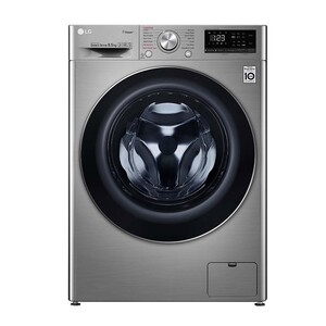 LG Front Load Washing Machine F2V5GYP2T 8.5KG, AI DD™, Steam+™, Bigger Capacity