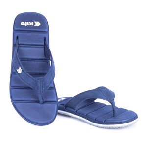 Kito Boys Slipper AA-28C Navy