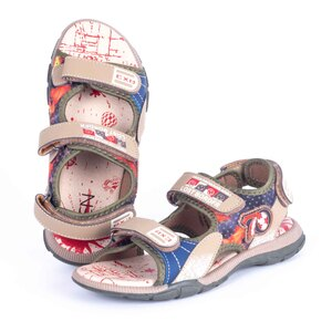 Eten Boys Sports Sandals 10371 Beige