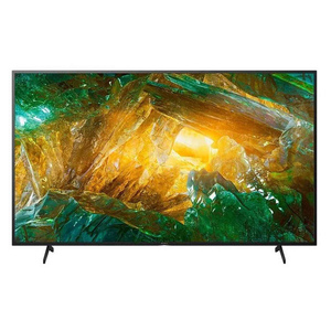 Sony 4K Ultra HD With High Dynamic Range Android TV KD49X8000H 49""