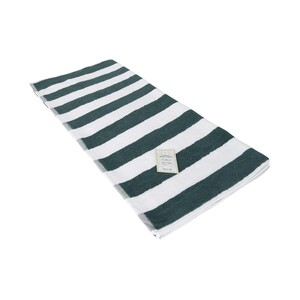 True Bath Towel Stripe GreySize: W70 x L140cm