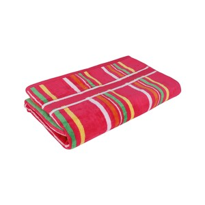Super Soft Bath Towel Cotton W02 Size: W85 X L150cm