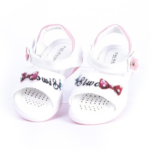 Tag Basic Girls Sandals J04-01 White