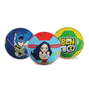 Superman Character Football Assorted Color & Design 5""