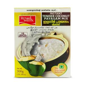 Royal Mark Instant Tender Coconut Payasam Mix 300g