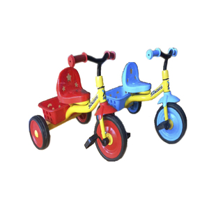 Kids Tricycle ZT-222 (Assorted, Color Vary) 1pc