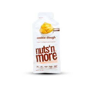 Nuts 'n More Cookie Dough High Protein Peanut Butter Spread 34g