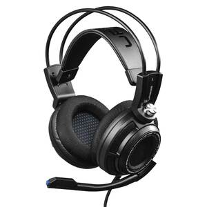 Hama uRage SoundZ 7.1 Gaming Headset 00113746 Black