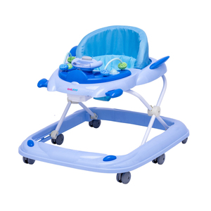 First Step Baby Walker 101 Blue